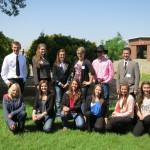 2013 Junior Division Beef Ambassador Contestants