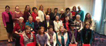 2016 Walt Rodman Awards – Cattlewomen Reaching People for Beef!