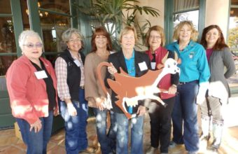 Units recognized at Spring Meeting for Promoting Beef