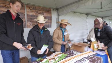 Ag Day at the Capital – Beef was a favorite!