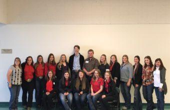 Beef Ambassador Contestants Compete in Bakersfield Event