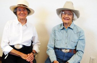 Longtime Lassen Co. CattleWomen get fair parade honor