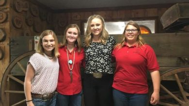 Beef Ambassadors – Youth with Beef Knowledge!